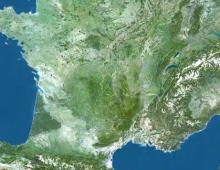 Zoom sur les volcans d'Auvergne
