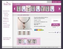Boutique en ligne Soanso