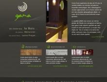 Site web Gama