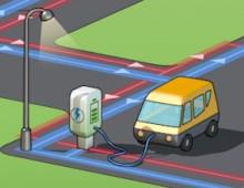 Schéma d'une installation photovoltaïque FreePower